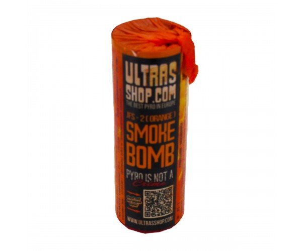 SMOKE BOMB ORANGE